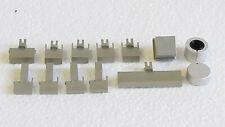 Lot boutons pour lecteur de cassette hifi YAMAHA K-200/Pièces détachées