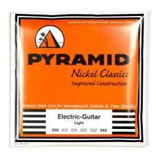 PYRAMID Nickel Classics 9-42 Electric Guitar Strings
