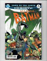 All*Star Batman Ends Of The Earth #8 May 2017 DC Comic.#131233D*4