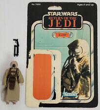 Vintage Kenner Star Wars 4-LOM figure with ROTJ backer card Complete #1