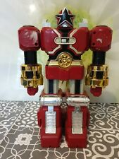 Power Rangers Zeo Red Battlezord Megazord
