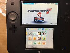 Nintendo 2DS Mario Kart 7 Limited Edition 4GB RED Handheld System