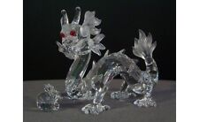 CRISTALLO SWAROVSKI DRAGO DRAGONE socket dragon annual edition 1997 scs