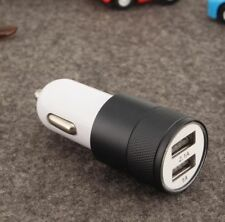 Universal In Car Phone Dual Charger Lighter Socket Adapter USB Twin Port 1A 2.1A