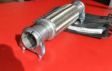 Flexrohr*Montage ohne  Schweißen+Schelle VW Polo 9N 1,4L 16V 59kW 80Ps 6Q0178GC