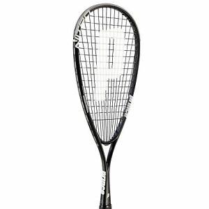 Prince Unisex Nitro Pro Squash Racket Lightweight Pattern