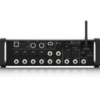 Behringer XR12 12-Input iOS Android Tablet Studio Live USB MIDI Digital Mixer