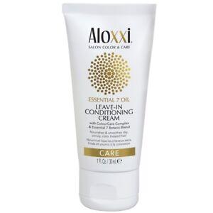 Aloxxi ESSENTIAL 7 OIL Leave-in Conditioning Cream 30ml