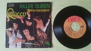 """QUEEN Reina Matadora 7"""" SINGLE Spanish  1974"""