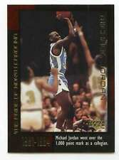 1999 UPPER DECK BASKETBALL THE EARLY YEARS #7 MICHAEL JORDAN VERY NICE
