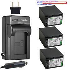 Kastar Battery AC Charger for Sony NP-FH100 & DCR-DVD705 DCR-DVD708 DCR-DVD710