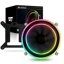 darkFlash Shadow PWM RGB LED CPU Cooler Intel Motherboard Control Cooling Fan