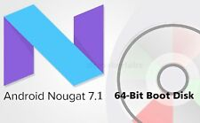 Android Nougat 7.1 Boot Disk | R2 64 Bit (x86)