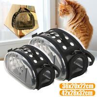 Breathable Pet Cat Dog Carrier Shoulder Bag Puppy Travel Handbag Case Cage