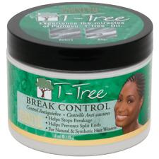 Parnevu T Tree Break Control Cream Help Stop Breakage and Split Ends 6oz