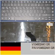 Keyboard Qwertz German ACER ASPIRE AS4741G 4741G V104602AK1 90.4HL07.S0G Black