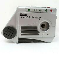 Deluxe Talkboy Home Alone 2 Cassette Tape Recorder - VTG 1993 Tiger Electronics