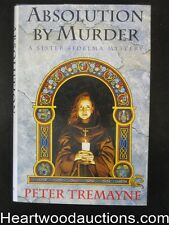 Absolution By Murder by Peter Tremayne Unread Copy