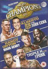 WWE Wrestling Night Of Champions 2011 (DVD, 2012) FREE SHIPPING