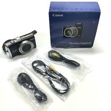 Canon Powershot SX200 12.1 MP IS Digital Camera (PSSX200IS) BKN