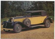 1928 Hispano Suiza  MODERN postcard by Camden Graphics