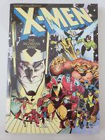X-MEN THE ASGARDIAN WARS TPB COLLECTION 1988 1ST PRINT MARVEL COMICS ART ADAMS!