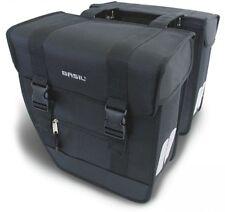 76cef16da72 Bicicleta equipaje bolso Basil doble pack bolsa Tour XL 40 L negro
