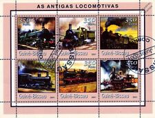 GB Locos (Southern Railway / LBSCR) Train Locomotive Stamp Sheet