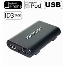 OPEL Navi CD70 iPhone 3 3GS 4 4S + USB Interface Adapter Astra H Twintop Combo C