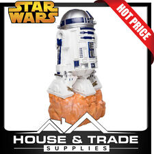 Star Wars Garden Statue R2D2 Gnome Figurine Licensed Disney Collectable 750198
