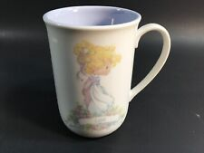 Enesco Precious Moments Collection Personal Name Mug Lisa 1989 Samuel J Butcher