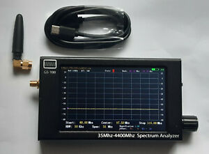 GS100 35-4400MHz Spectrum Analyzer