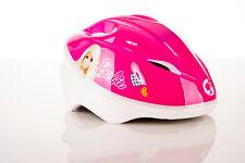 BARBIE Sicherheitshelm Kinderfahrrad  Rad Bike DINO-Bike
