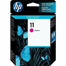 NEW Genuine HP 11 Magenta Ink Cartridge (C4837A) *Sealed* Mint