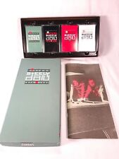 Steely Dan Citizen Box Set on 4 Cassettes Complete MCA (1993, Cassette)