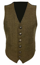 Men's Wool Waistcoats