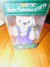 Nsync Limited Edition Rare Bear Justin Timberlake Vintage Collectible