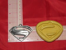 Superman Logo Silicone Mold #122 For Chocolate Candy Resin Fimo Candle Craft