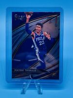 MATISSE THYBULLE RC 2019-20 Panini Select Courtside Base Rookie SSP 76ers RARE