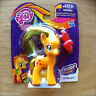 "My Little Pony APPLEJACK Friendship is Magic RAINBOW POWER Hasbro 3"" MLP G4 New"