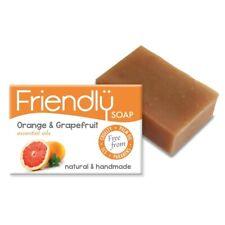 Friendly Soap Orange & Grapefruit Bar Soap - 95g
