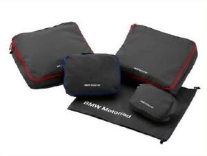 BMW Motorrad Travel Pannier / Top box 'Pack Bag' 5 bag Set