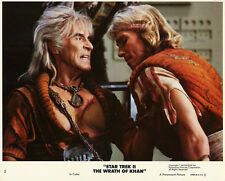 STAR TREK 2: THE WRATH OF KHAN Movie POSTER 11x14 E Leonard Nemoy