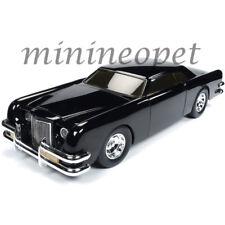 AUTOWORLD AWSS120 1971 LINCOLN GEORGE BARRIS 1/18 DIECAST CAR BLACK SPARKLE