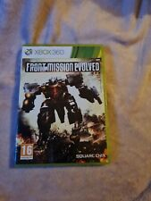 Front Mission Evolved for XBox 360 (PAL, VGC, CIB, Disc Machine Cleaned)