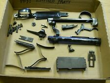 Lot Enfield Rifle Bolt action Parts Sight/ bolt / Followers Screws Trigger Etc.