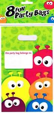2 x Packs of 8 Fun Party Bags