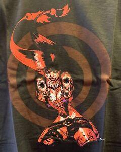 Harley Quinn Big Bang T-Shirt Medium M Graphitti New Black