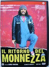 Dvd Il Ritorno del Monnezza di Carlo Vanzina 2005 Usato