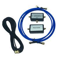 Magnetische Antenne Tragbare Passive Magnetische Schleife Antenne für HF und VH